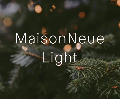 常用的一款英文字体MaisonNeue Light