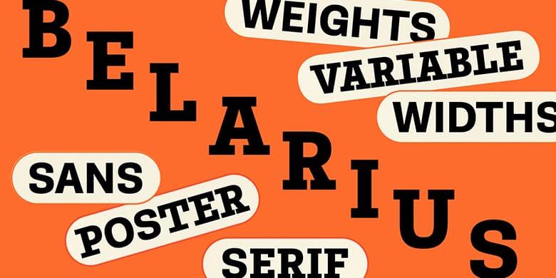 Belarius-Serif